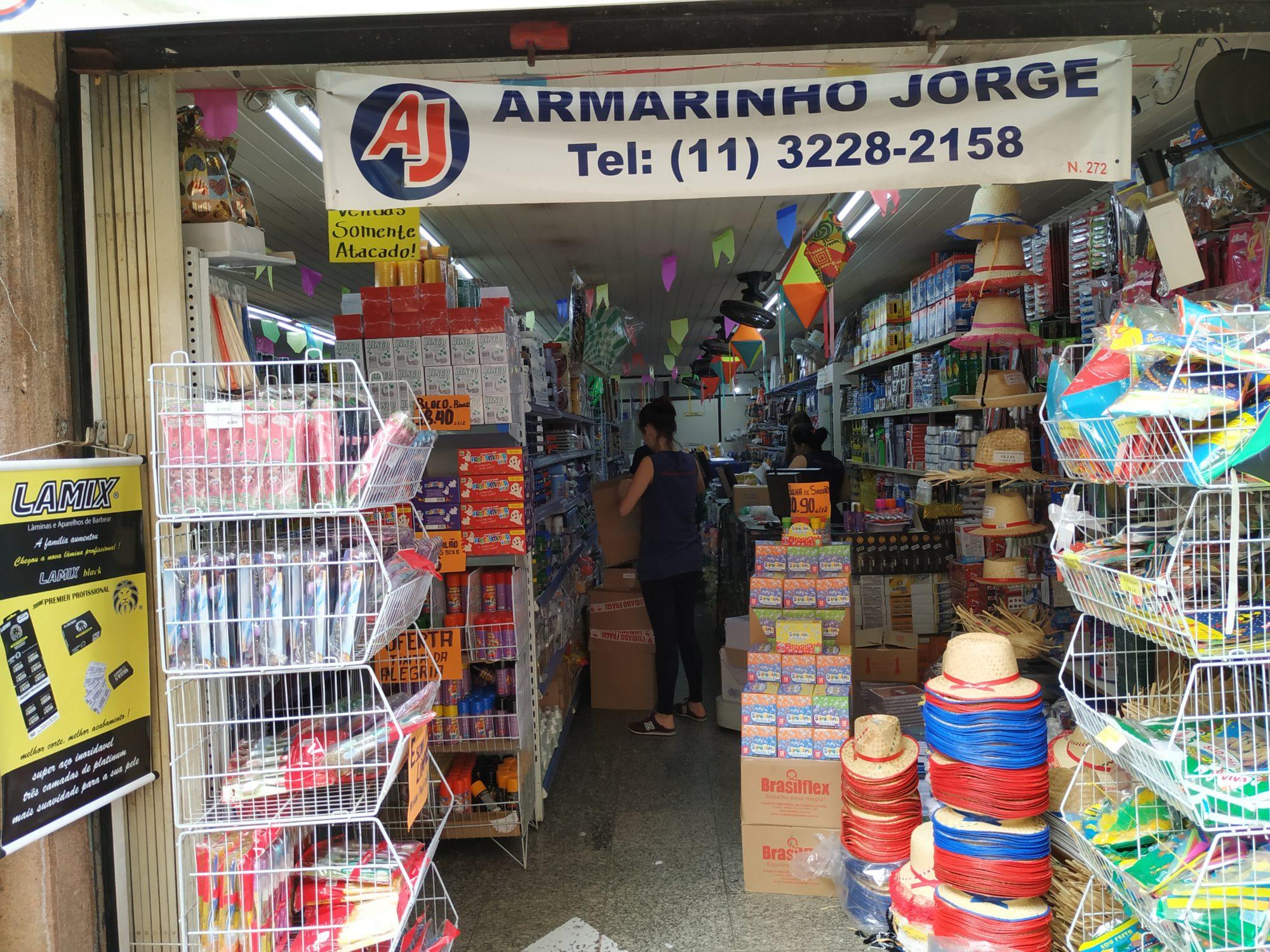 Armarinho Jorge